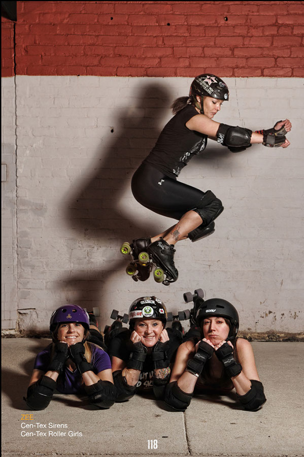 Roller derby portraits 1 4121